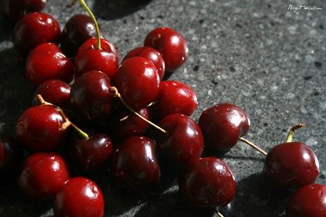 Red Cherries I