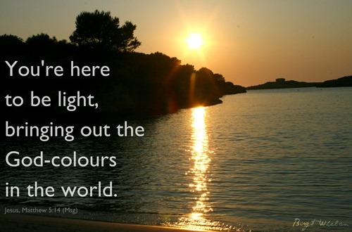 God Colours VI - Birgit Whelan