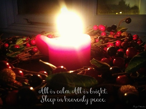 Silent Night - Birgit Whelan